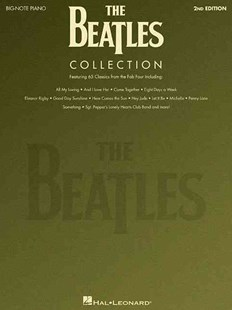 BEATLES COLLECTION BIG NOTE PF BK by Beatles (9780793594948) - PaperBack - Entertainment Dance