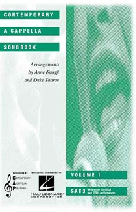 Contemporary a Cappella Songbook by  (9780793595297) - PaperBack - Entertainment Sheet Music