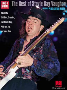 The Best of Stevie Ray Vaughan by Stevie Ray Vaughan (9780793597253) - PaperBack - Entertainment Music Technique
