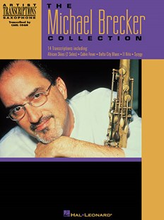 The Michael Brecker Collection by Michael Brecker (9780793597550) - PaperBack - Entertainment Music General