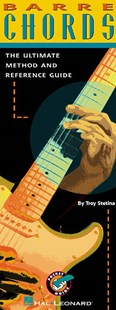 Barre Chords by Troy Stetina (9780793597871) - PaperBack - Entertainment Music Technique