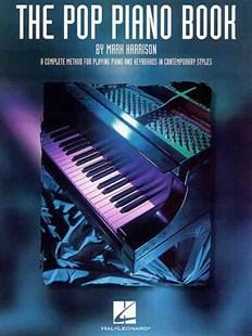 Pop Piano Book by Mark Harrison (9780793598786) - PaperBack - Entertainment Music Technique