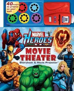 Marvel Heroes Movie Theatre