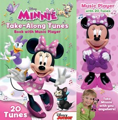 Disney Minnie - Take-Along Tunes; Music Player with 20 Tunes
