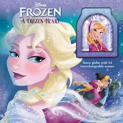 Disney Frozen a Frozen Heart