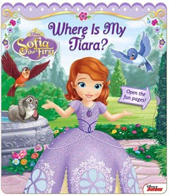 Disney Sofia the First: Where Is My Tiara?