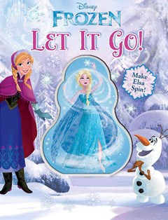 Disney Frozen Let It Go!
