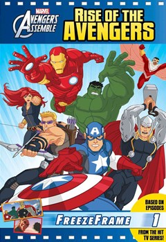 Marvel Avengers Assemble: Rise of the Avengers