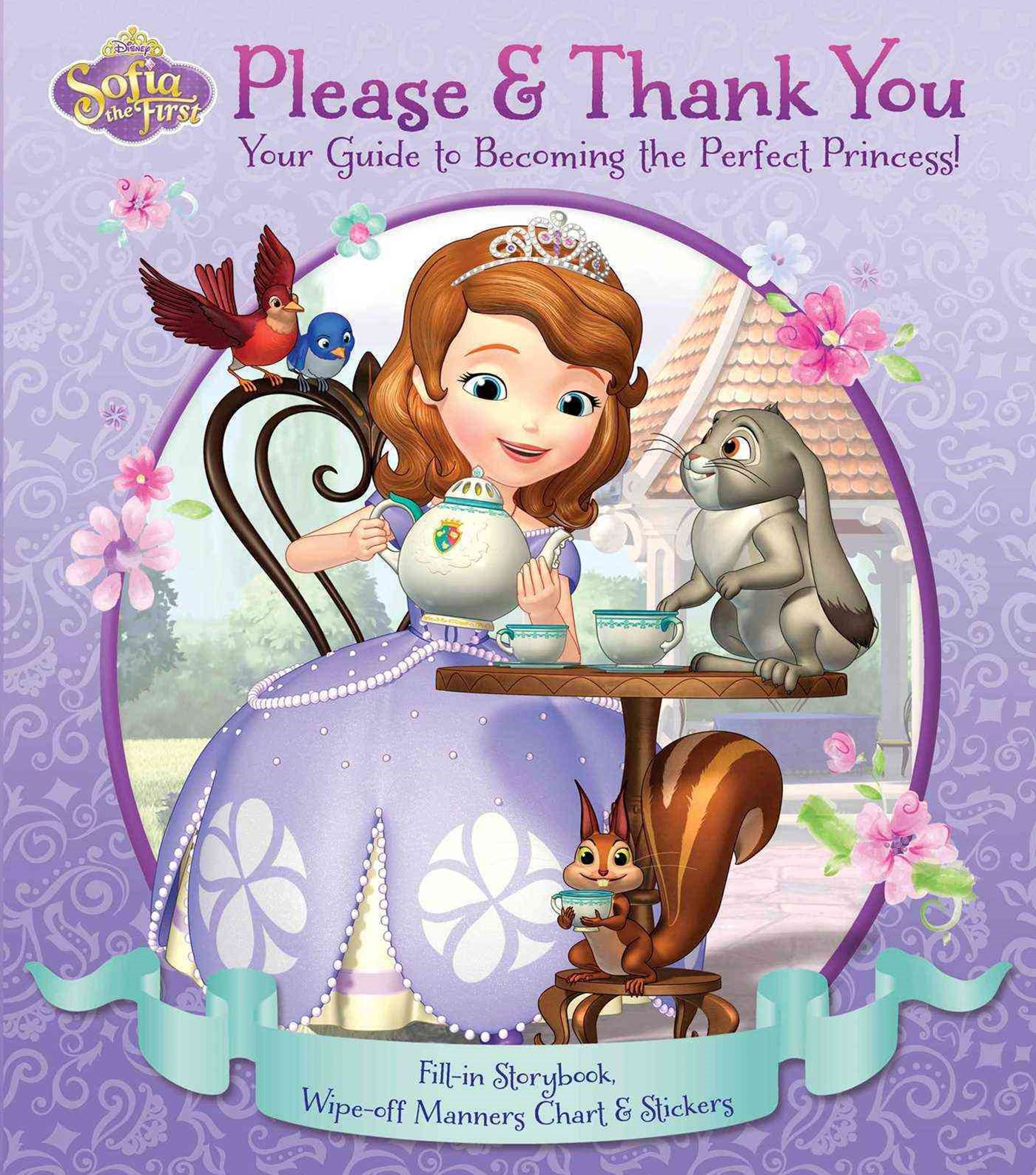 Disney Sofia the First: Please and Thank You