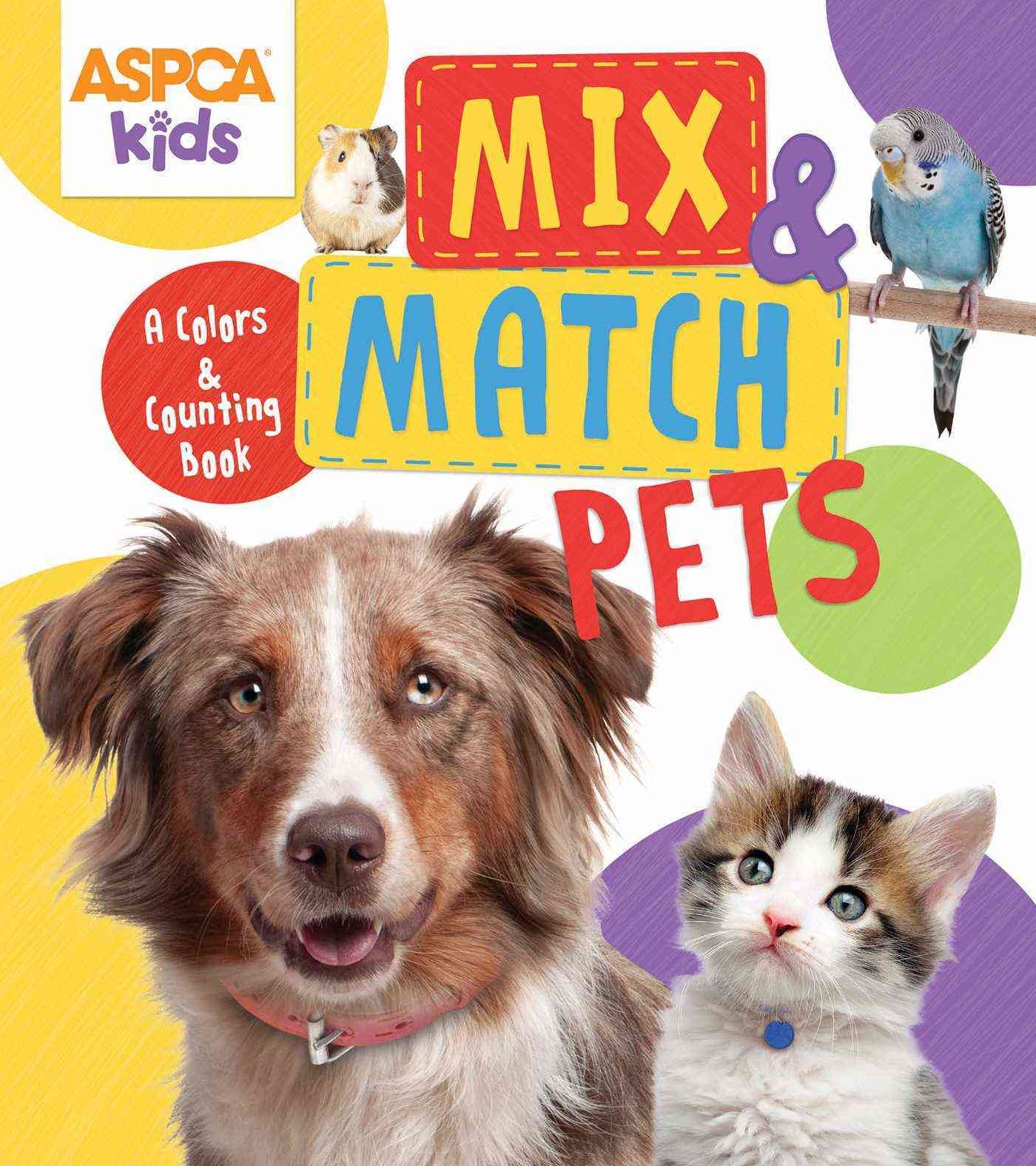 ASPCA Mix and Match Pets
