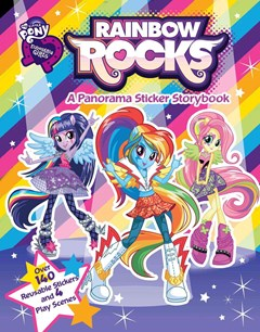 My Little Pony Equestria Girls - Rainbow Rocks!