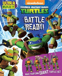 Teenage Mutant Ninja Turtles - Battle Ready!