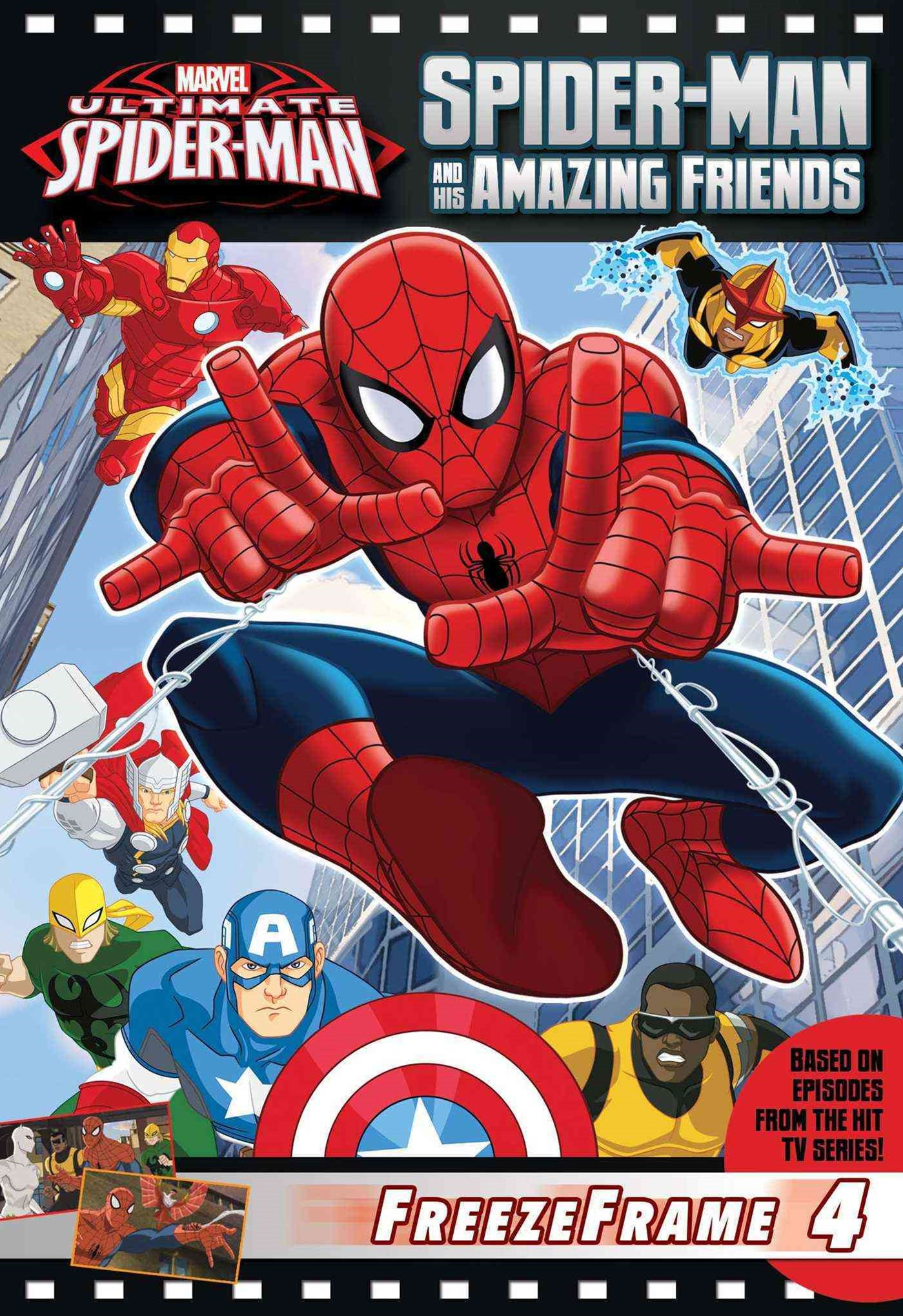 Marvel Ultimate Spider-Man: Spider-Man and His Amazing Friends