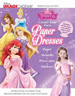 Disney Princess Make It - Paper Dresses