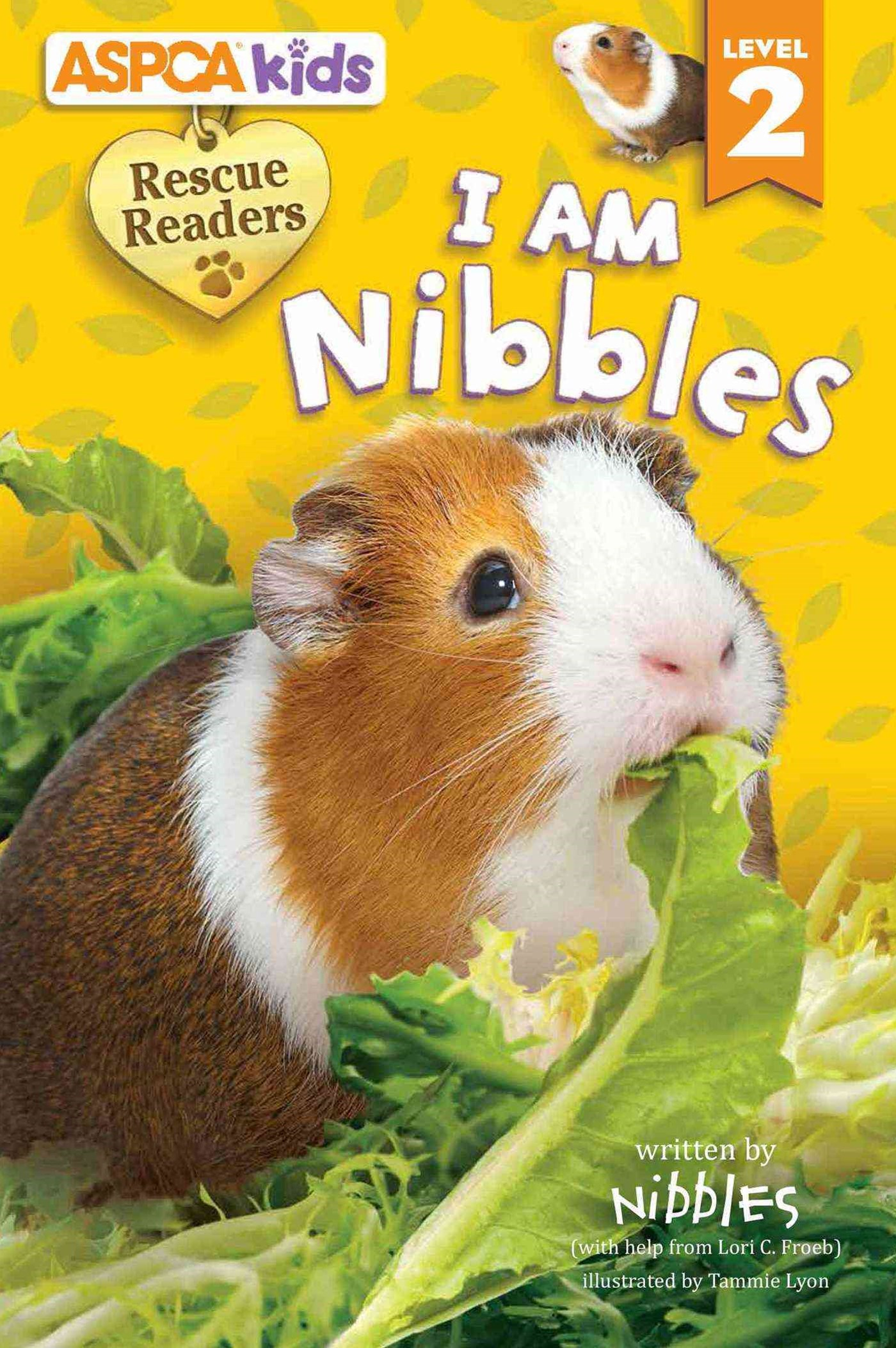ASPCA Rescue Reader - I Am Nibbles