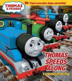 Thomas and Friends: Thomas Speeds Along