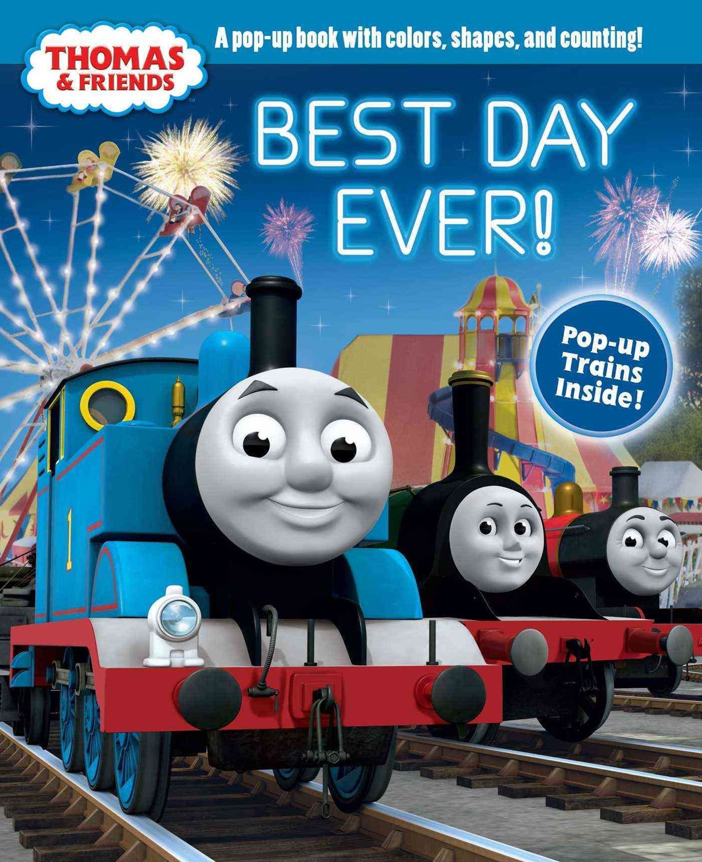 Thomas and Friends: Best Day Ever!