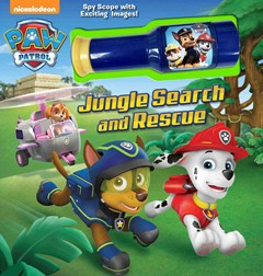 PAW Patrol: Jungle Search and Rescue