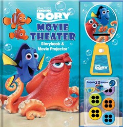 Disney*Pixar Finding Dory Movie Theater Storybook and Movie Projector