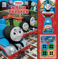 Thomas and Friends: Movie Theater Storybook and Movie Projector