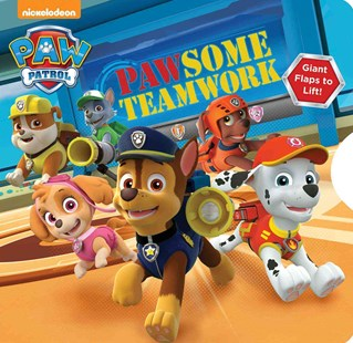 PAW Patrol: Pawsome Teamwork by Nickelodeon (9780794437596) - HardCover - Children's Fiction Intermediate (5-7)