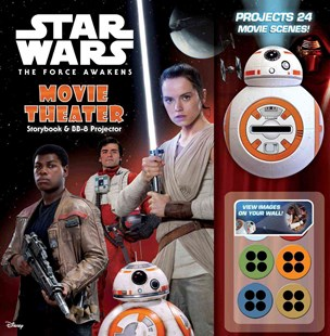 Star Wars: the Force Awakens: Movie Theater Storybook and BB-8 Projector by Benjamin Harper (9780794437893) - HardCover - Children's Fiction Intermediate (5-7)