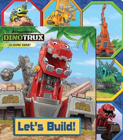 Dinotrux - Build It Up!