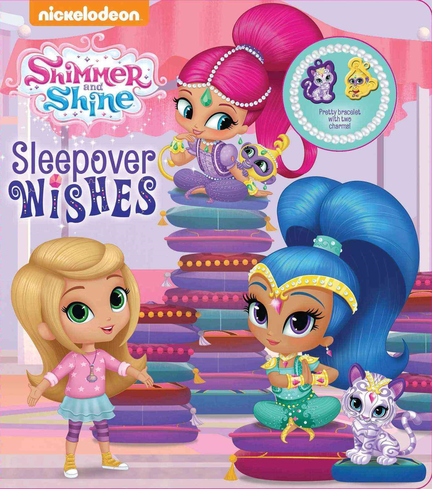 Shimmer and Shine - Sleepover Wishes
