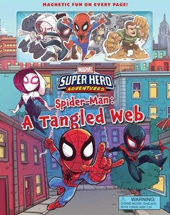 Marvel Spider-man by Derek Laufman, Megan Roth (9780794440107) - HardCover - Children's Fiction Intermediate (5-7)