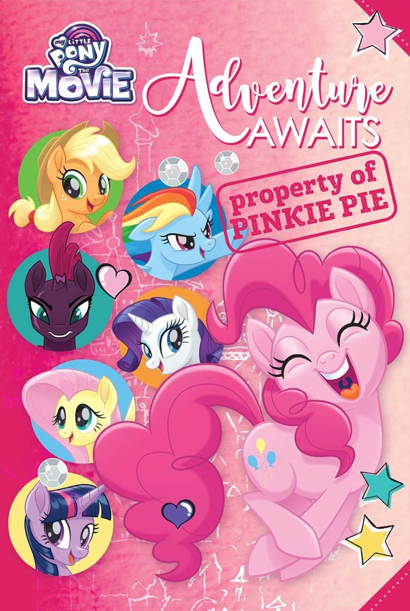 My Little Pony - the Movie Adventure Awaits Journal