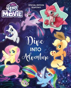 My Little Pony the Movie + Collectible Toy