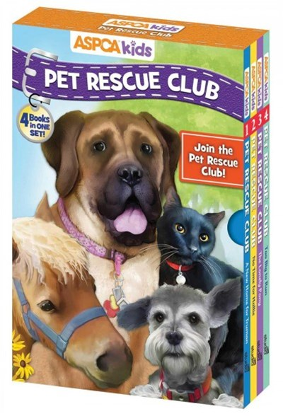 Aspca Pet Rescue Club Set