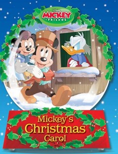 Disney Mickey's Christmas Carol by Megan Roth, John Loter (9780794441791) - HardCover - Children's Fiction Classics
