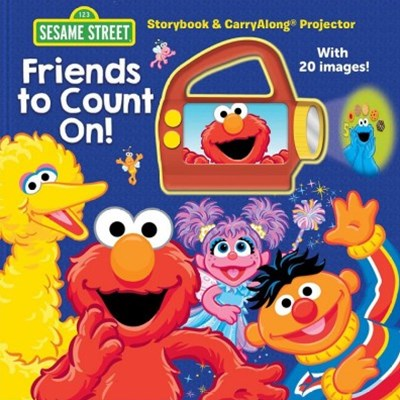 Sesame Street - Friends to Count On!