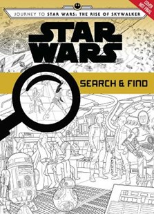 Journey to Star Wars: The Rise of Skywalker: Search and Find by Editors of Studio Fun International (9780794444105) - HardCover - Children's Fiction