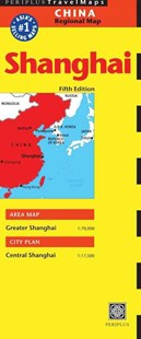Shanghai Travel Map by Periplus Editors (9780794606428) - PaperBack - Travel Maps & Street Directories