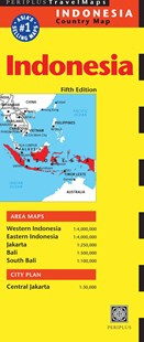 Indonesia Travel Map by Periplus Editions (9780794607258) - PaperBack - Travel Maps & Street Directories
