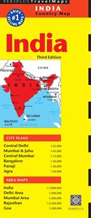 India Travel Map by Periplus Editors (9780794607265) - PaperBack - Travel Maps & Street Directories