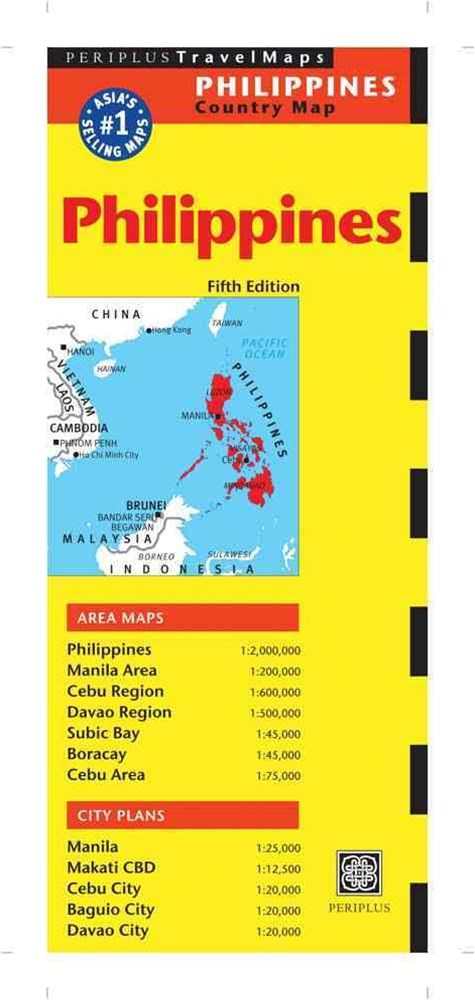 Philippines Travel Map