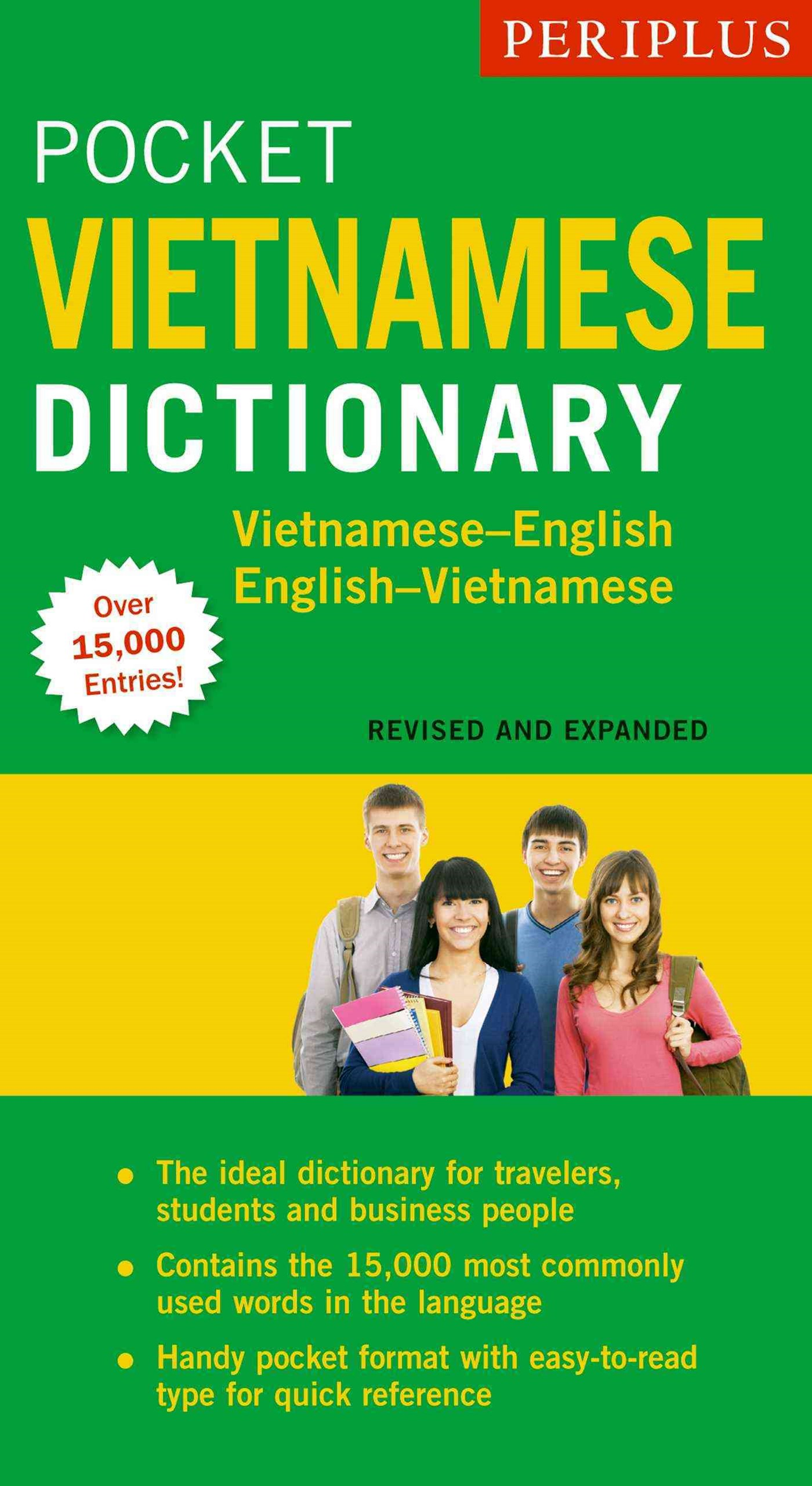 Periplus Pocket Vietnamese Dictionary
