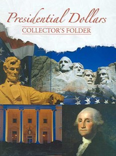 Presidential Dollars Collectors Folder by  (9780794821791) - HardCover - Craft & Hobbies Antiques and Collectibles