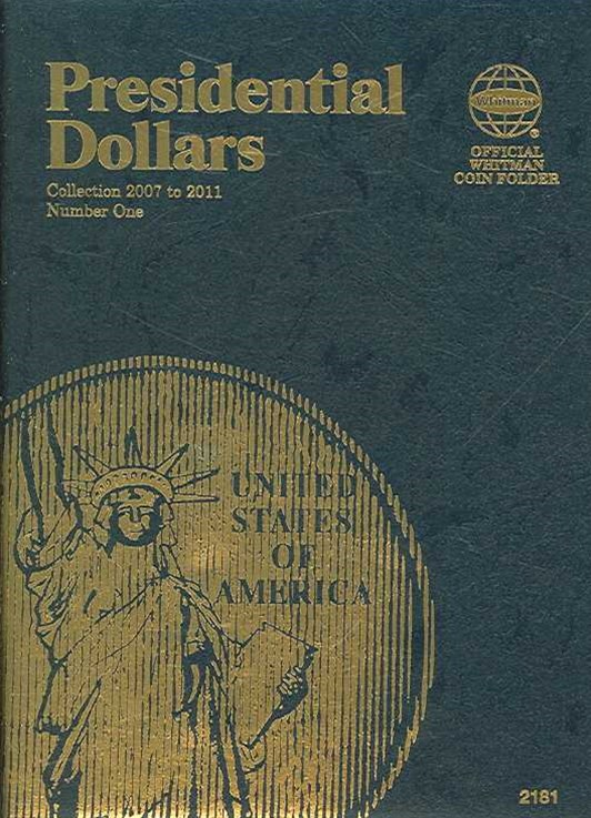Presidential Dollar Folder