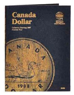 Canada Dollar Collection Starting 1987 Number Four by Whitman Publishing (COR) (9780794824891) - HardCover - Business & Finance Ecommerce