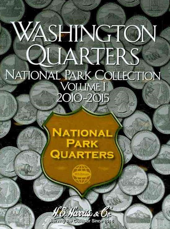 Washington Quarters National Park Collection
