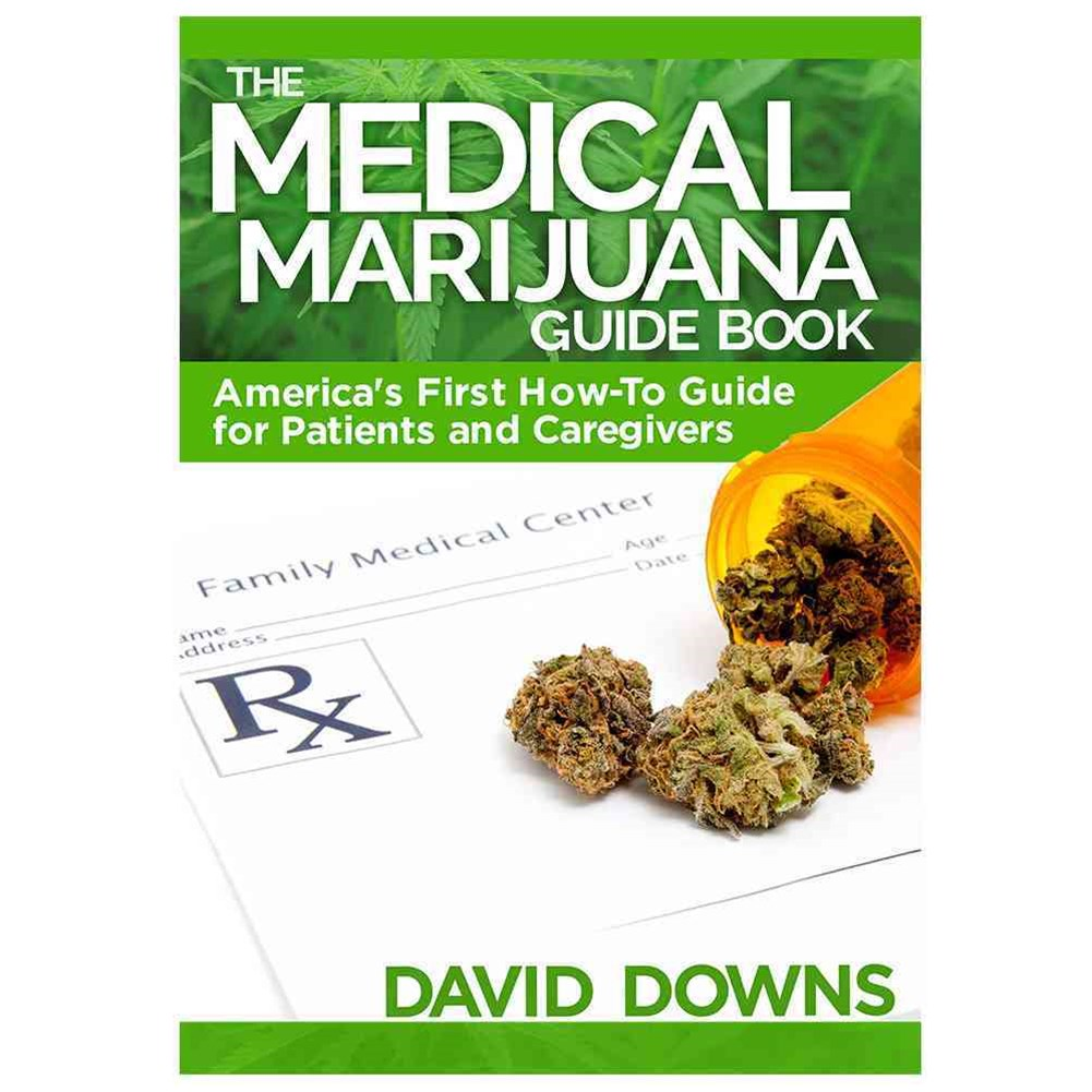 The Medical Marijuana Guide Book