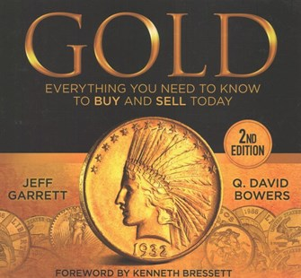 Gold by Whitman Publishing (COR), Q. David Bowers (9780794845186) - HardCover - Craft & Hobbies Antiques and Collectibles