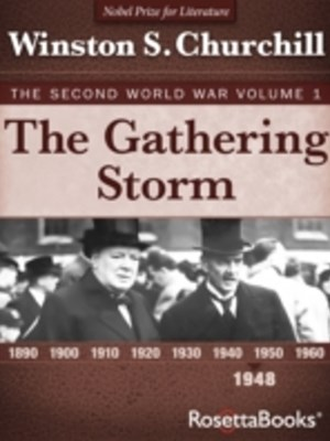 (ebook) Gathering Storm