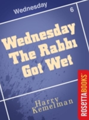 (ebook) Wednesday the Rabbi Got Wet