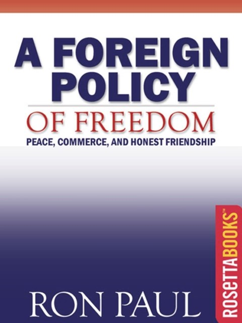 (ebook) Foreign Policy of Freedom