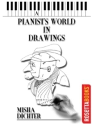 (ebook) Pianist's World in Drawings
